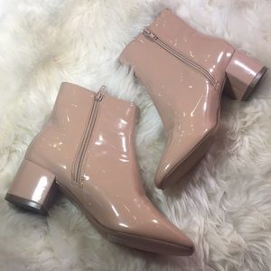 Forever 21 Heeled Boots NWOT